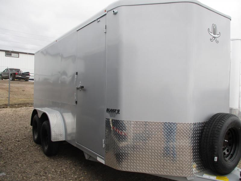 2020 Titan Trailers Cargo Enclosed Cargo Trailer