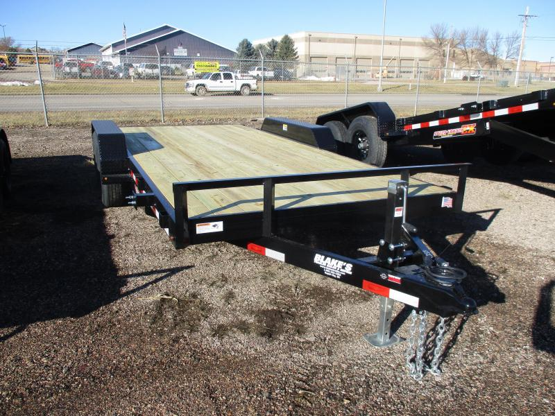 2020 H & H Trailers Flatbed Flatbed Trailer