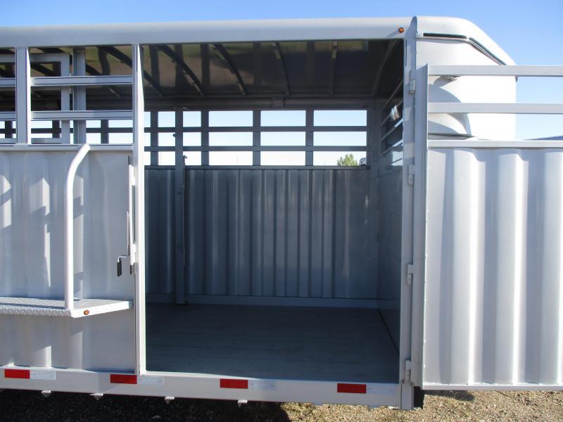 2020 Titan Trailers El Ranchero Livestock Trailer
