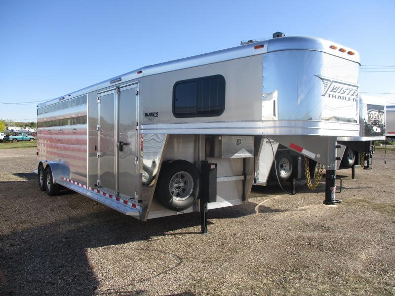 2020 Twister Stock Combo Livestock Trailer