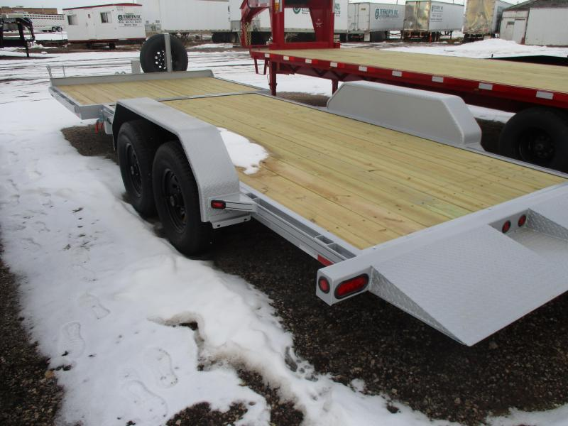 2020 Titan Trailers Tilt bed Flatbed Trailer