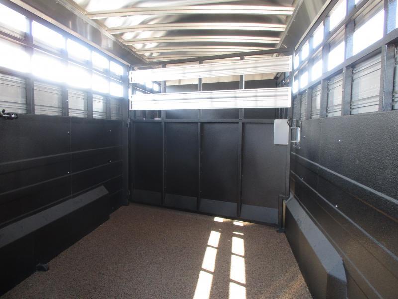 2020 Logan Coach Stock Combo Livestock Trailer