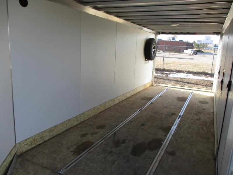 2016 E-Z Hauler Cargo Enclosed Cargo Trailer