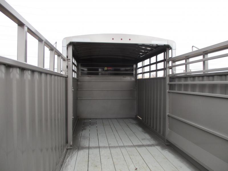 2020 Titan Trailers Ranchero Livestock Trailer