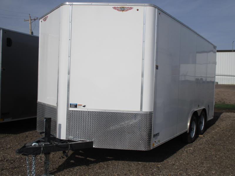2020 H & H Trailers Cargo Enclosed Cargo Trailer