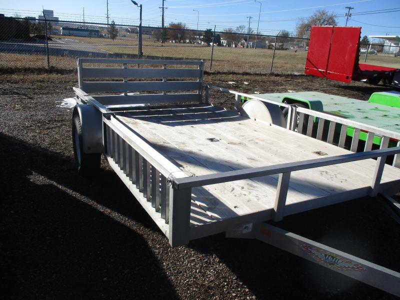 2011 H and H Trailer Utility Utility Trailer