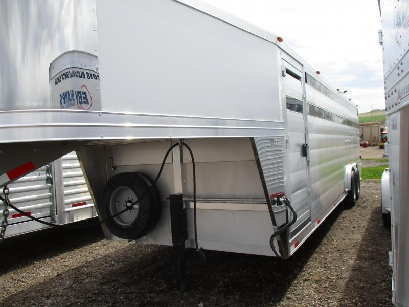 2015 Twister Stock Livestock Trailer 8 X 26