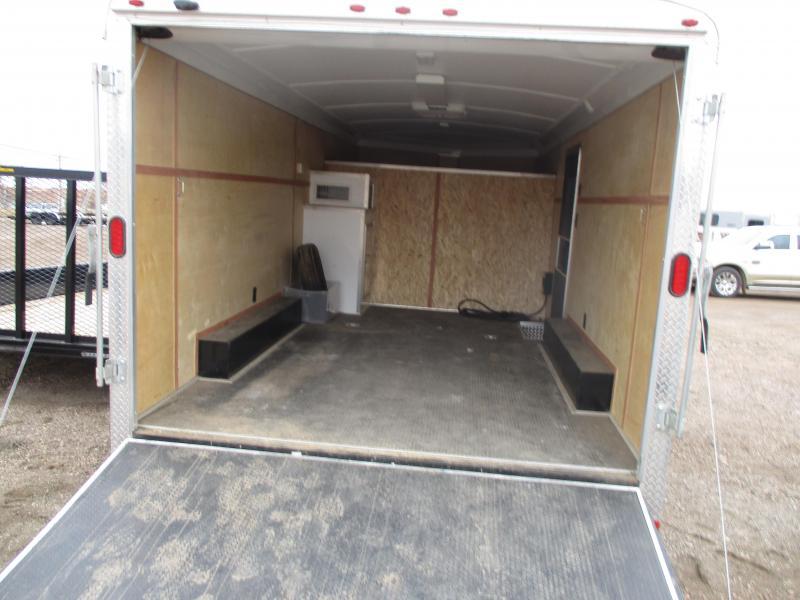 2015 Interstate Cargo Enclosed Cargo Trailer