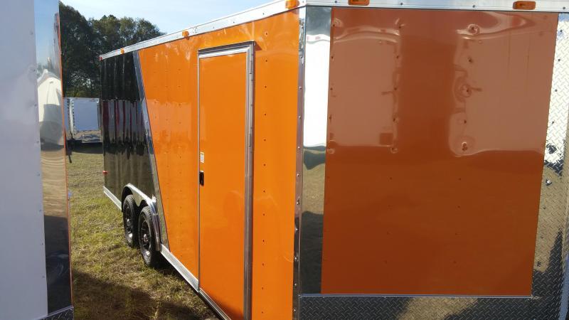 Cynergy Cargo 8.5 x 20 TA3 Car / Racing Trailer