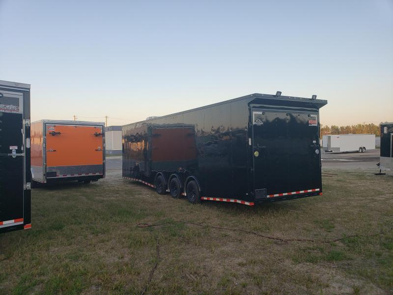8.5 x 30 TR3 Car / Racing Trailer