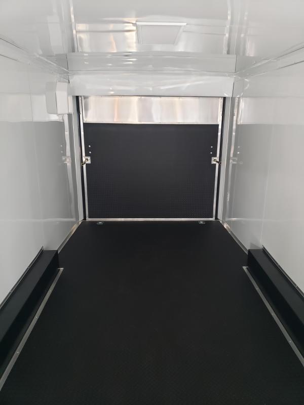 8.5 x 30 TR3 Car / Racing Trailer