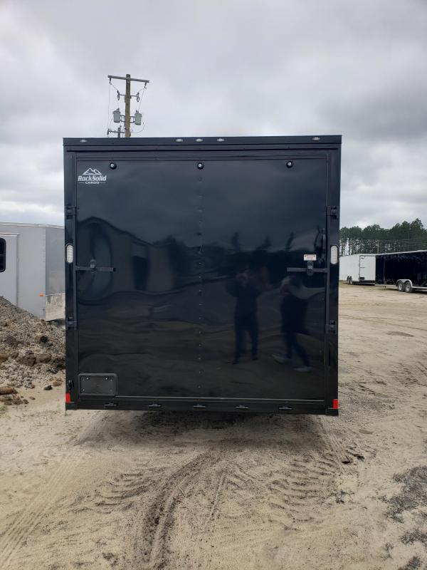 30 Spread Enclosed Cargo Trailer