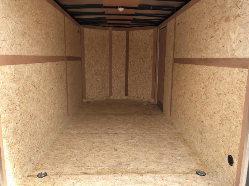 2020 Wells Cargo 14ft Fast Trac Enclosed Cargo Trailer