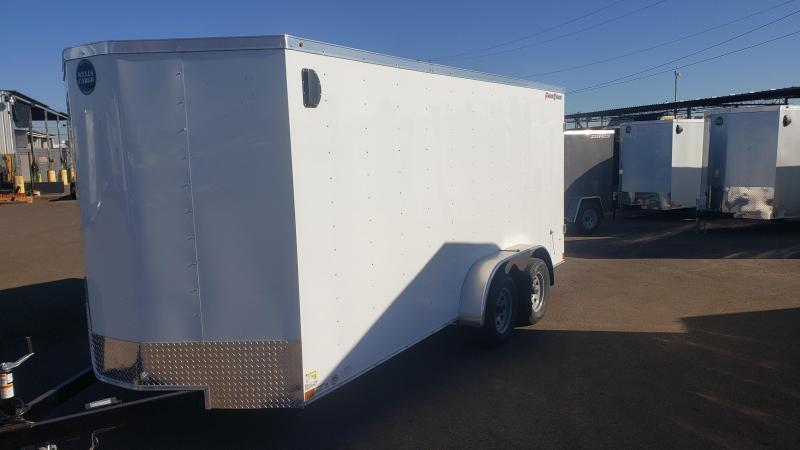 2020 Wells Cargo 7x16ft Fast Trac Enclosed Cargo Trailer