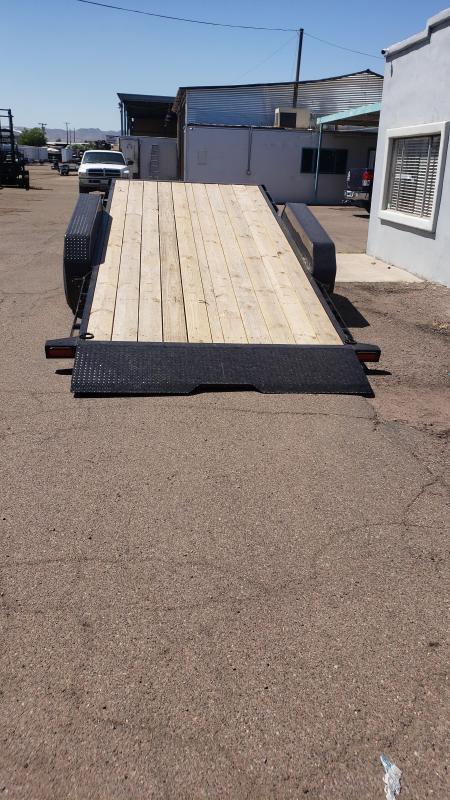 "2020 Lamar Tilt Deck 14k- 83"" inch wide x 22ft Split Tilt Equipment Trailer ***Free Spare**  Cash Discounts- See Below"