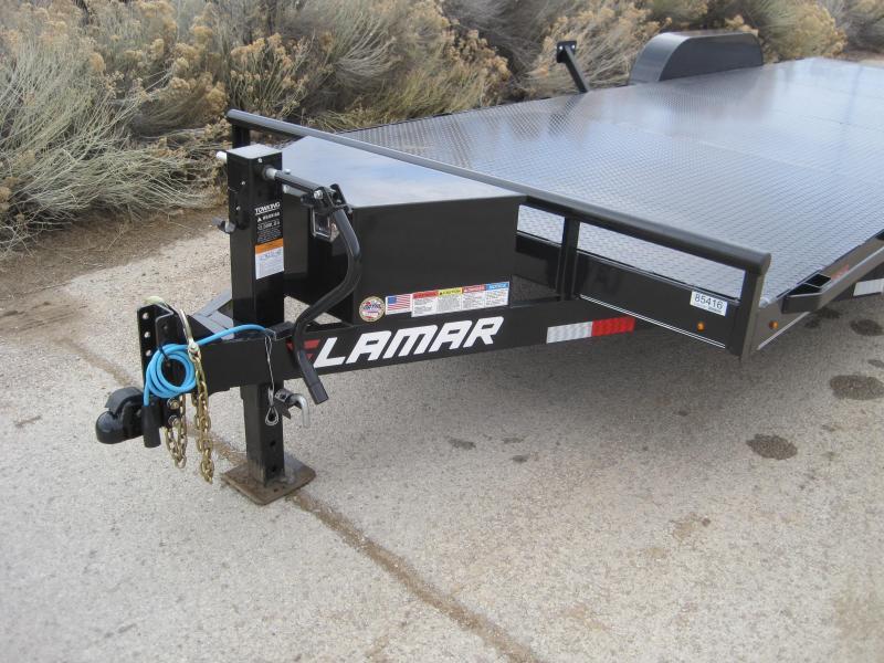 2020 Lamar Trailers CC-5.2k-22  Open Car / Racing Trailer