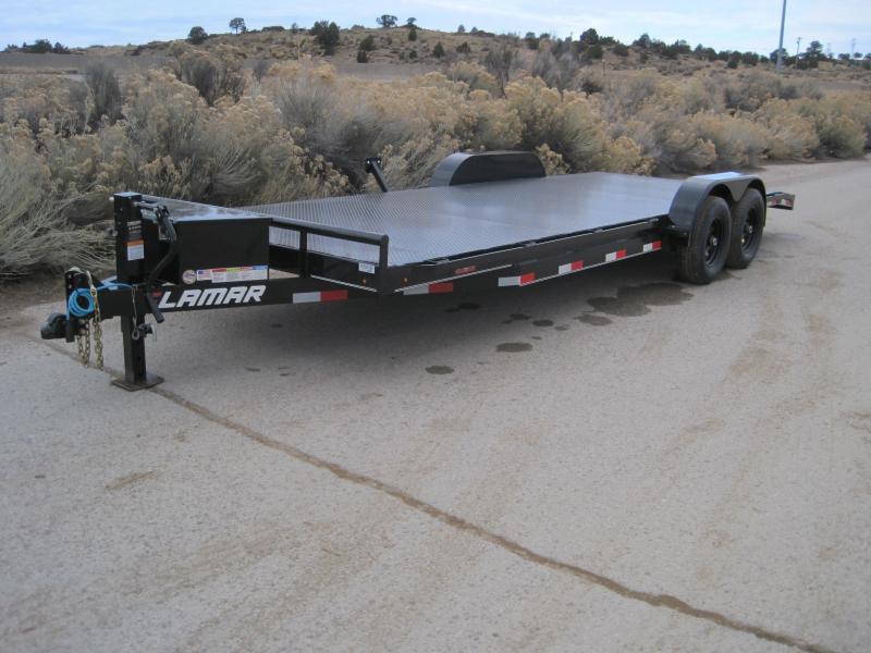 2020 Lamar Trailers CC-5.2k-22  Open Car / Racing Trailer