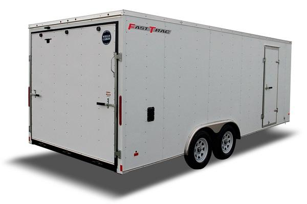 2020 Wells Cargo FT8516T2 Enclosed Cargo Trailer