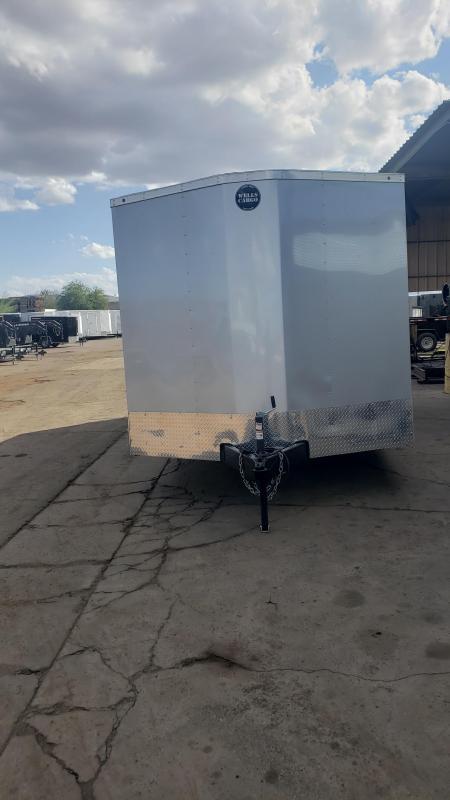 2020 Wells Cargo Fast Trac Enclosed Cargo Trailer