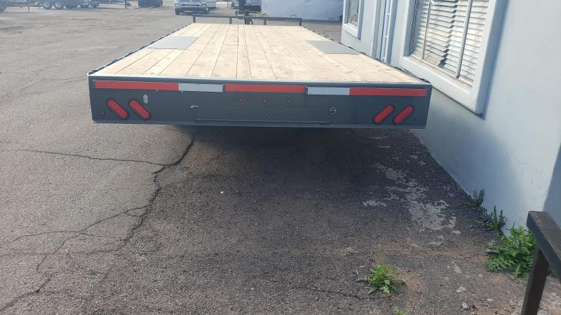 2020 Lamar Trailers F8-7k-24-Deck Over Flatbed Trailer