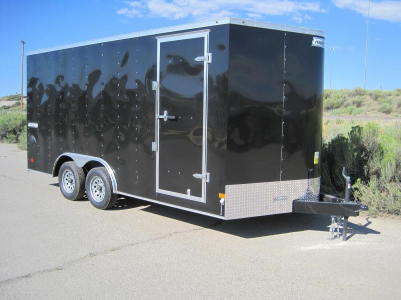 2019 Haulmark 8.5x16ft passport Enclosed Cargo Trailer