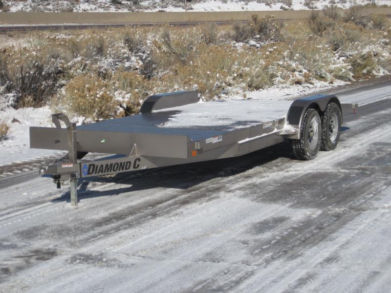 2020 Diamond C Trailers GSF252 Car / Open Car Trailer