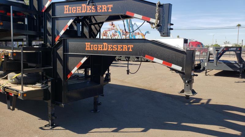 2020 High Desert FH-12k-30 Flatbed Trailer