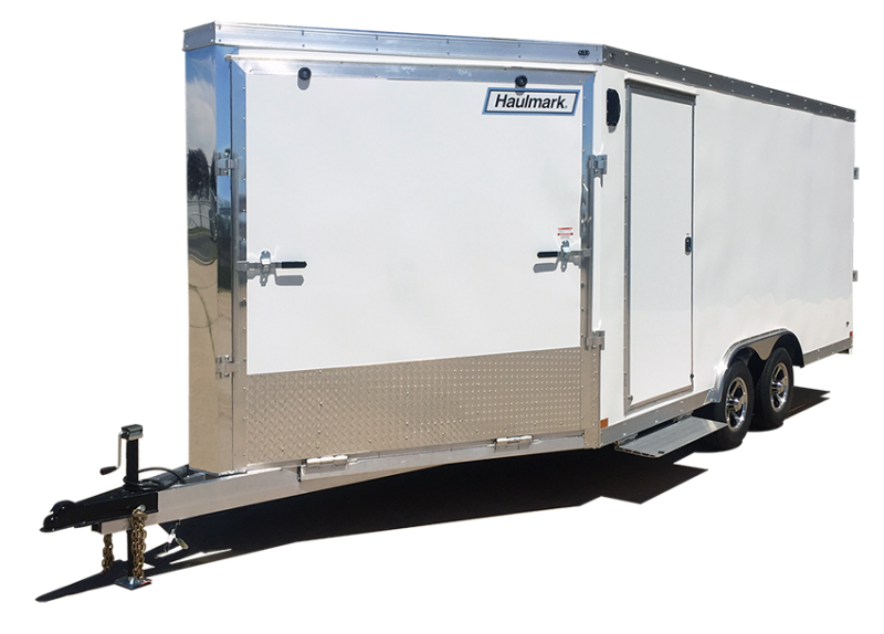 2020 Haulmark VTM8522T2 Snowmobile Trailer