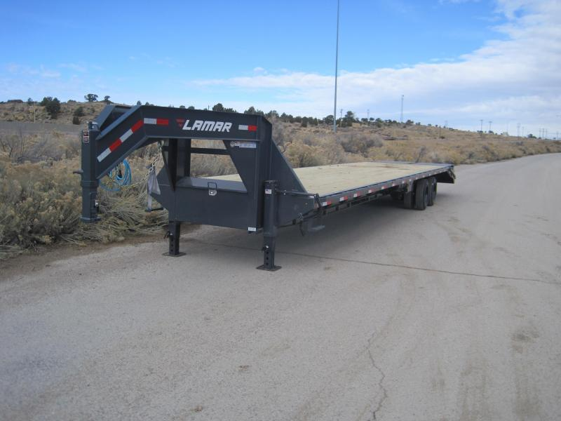 ** On Sale- Lamar 40ft Hot Shot- Air Ride- EOH Disc Brakes- 17.5inch/16ply Tires- Sliding Strap Ratchets- 25K 2 speed Jost Jacks- Top Wind Coupler- Rhino/Mega Ramps- Under Frame Bridging- Torque Tube- **Free Spare