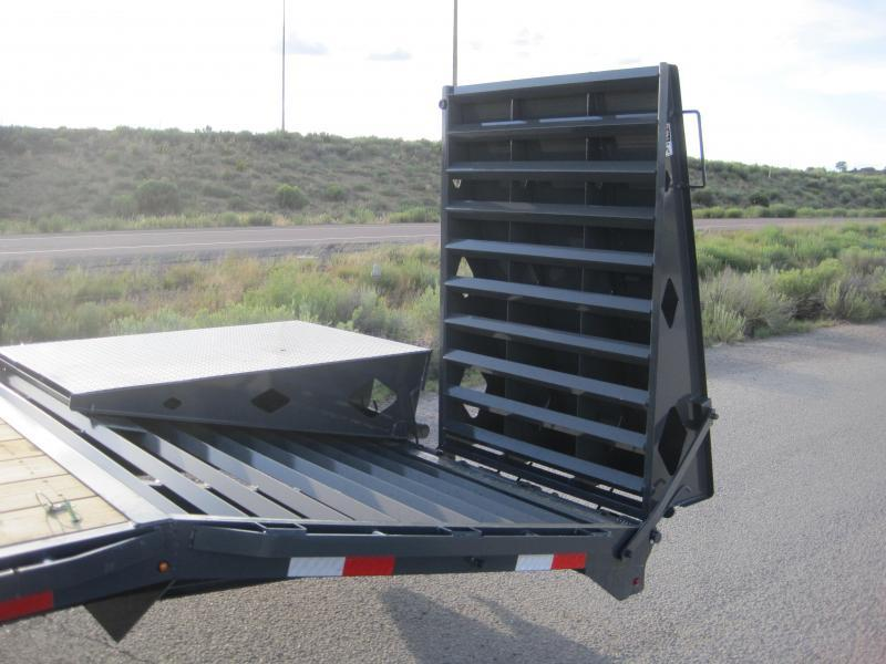 ON SALE We need to move some inventory- Lowest Prices of the Year. 2019 Lamar Trailers FD-12k-40-MR Flatbed Trailer- Hot Shot- Mega Ramps- Sealed Wiring Harness- LED Lights- Powder Coated- Dexter Axles
