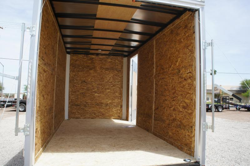 2018 Cargo Express Ex7x14TE2 Enclosed Trailer Enclosed Cargo Trailer