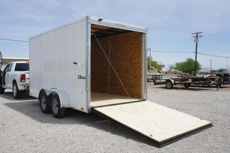 2018 Cargo Express Ex7x14TE2 Enclosed Trailer Enclosed Cargo Trailer