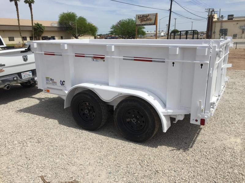 2019 Diamond C Trailers EDG Dump Trailer