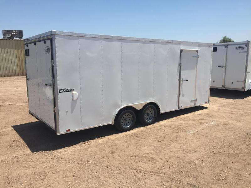 2018 8.5 x 20 Cargo Express Ex Auto 7000# Gvw Car / Racing Trailer