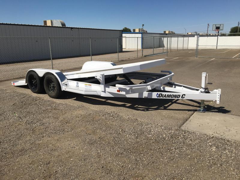 2020 Diamond C Trailers CHT235 18X83 Car / Racing Trailer