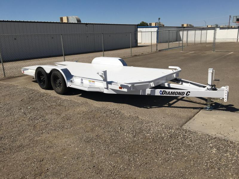 2020 Diamond C Trailers CHT235 18X83 Car / Racing Trailer
