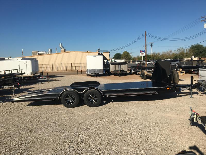 2020 Diamond C Trailers CHS252 22X82 Car / Racing Trailer
