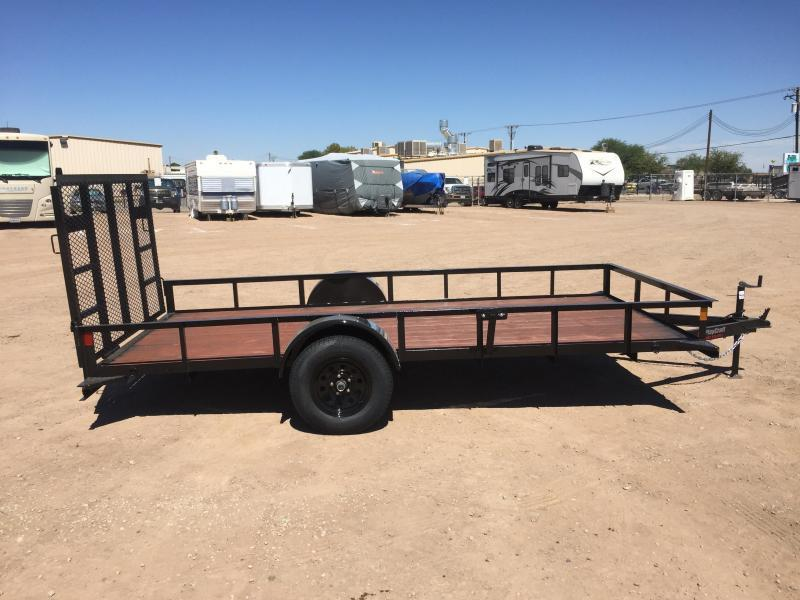 2020 Playcraft SUSA 12X77 ATV Trailer