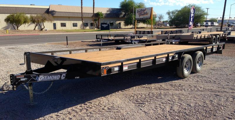 2020 Diamond C Trailers MD 18X98 Utility Trailer