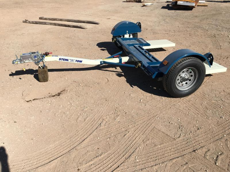 2020 Stehl ST80TD Tow Dolly