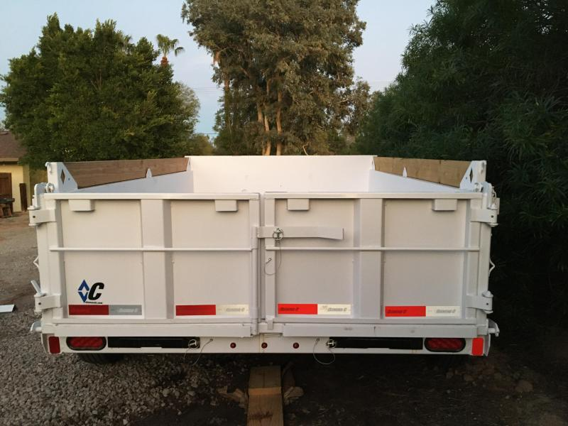 2020 Diamond C Trailers EDG Dump Trailer