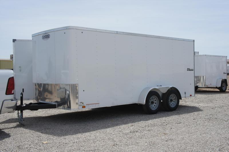 2020 Cargo Express EX7X16TE2 Enclosed Cargo Trailer
