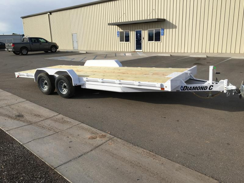2020 Diamond C Trailers GTF252 20X82 Car / Racing Trailer