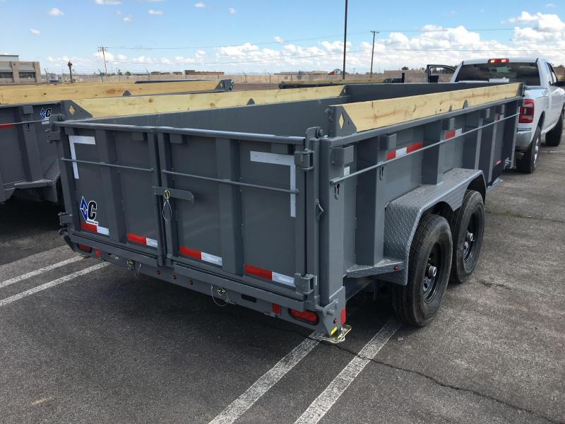2020 DIAMOND C LPT 207 14 X 82 Dump Trailer