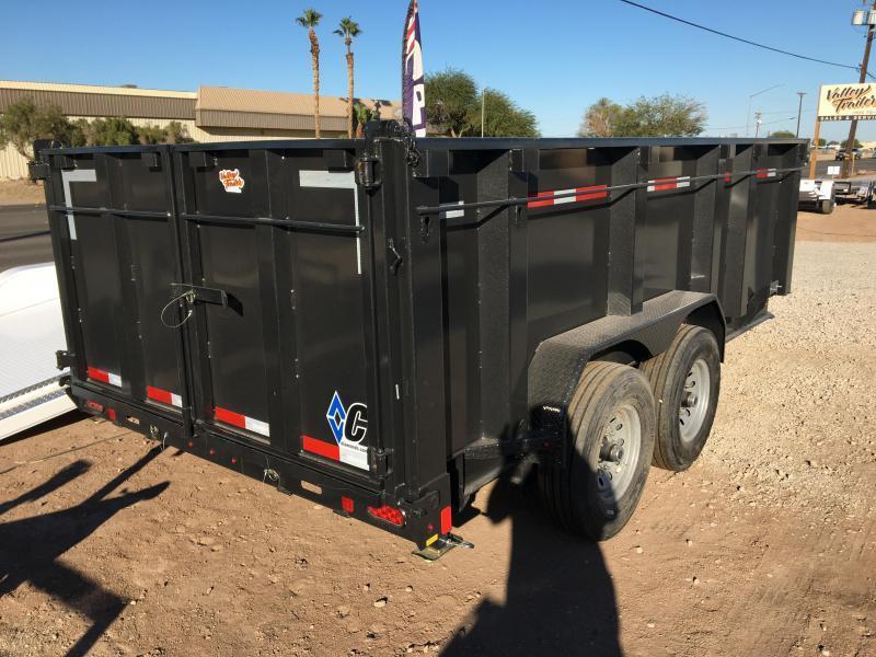 2020 Lacrosse LPT 207 14 X 82 Dump Trailer