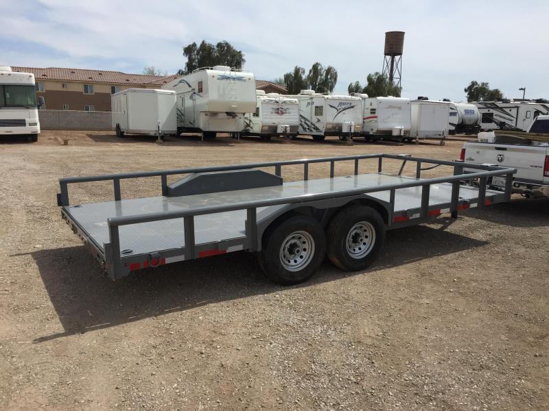 OFF-ROAD 18 x 97 Trophy Truck Trailer