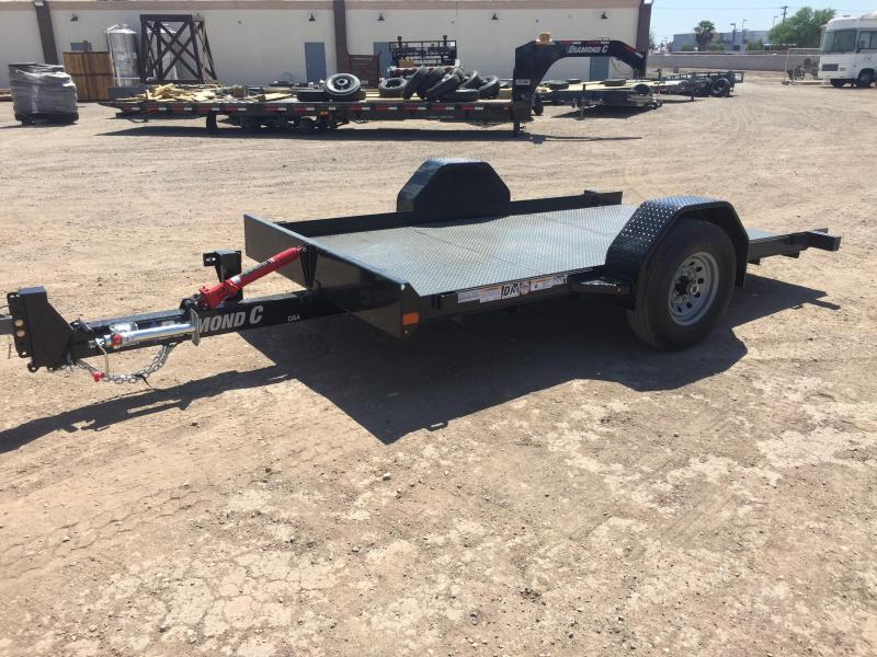 2019 Diamond C Trailers DSA12X77 Forklift Equipment Trailer