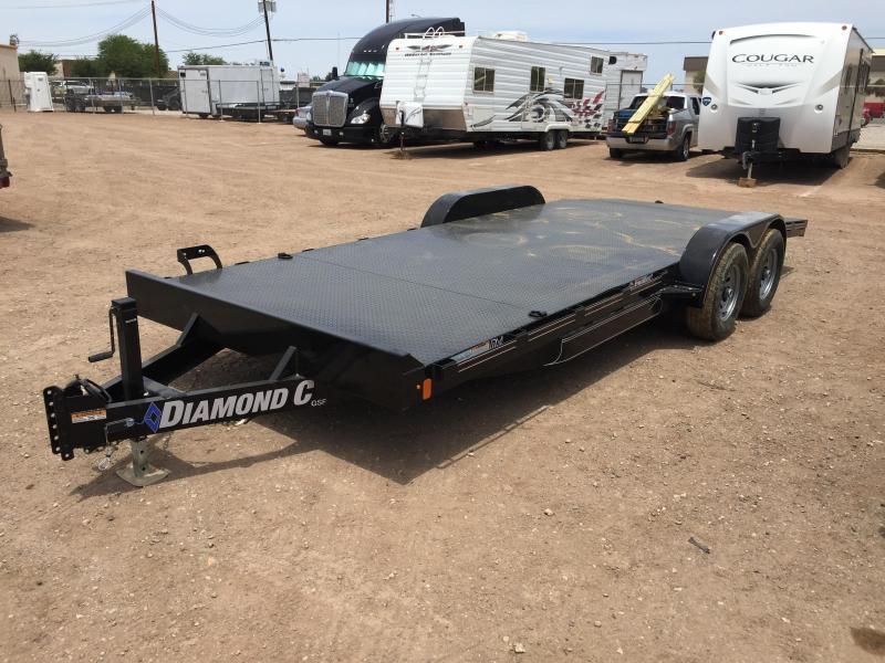 2020 Diamond C Trailers GSF 20X83 Car / Racing Trailer