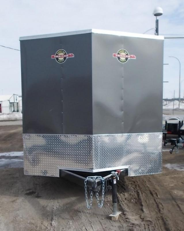 2020 Carry-On 7X12 CGRCM 3K Enclosed Cargo Trailer