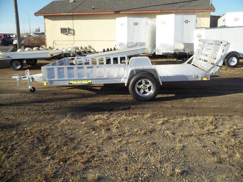 2020 Aluma 8112 BT ATV / Utility Trailer